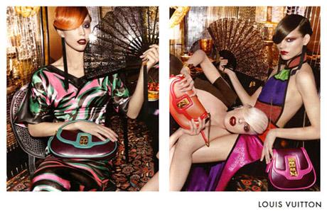 Louis Vuitton Spring/Summer 2011 Ad campaign