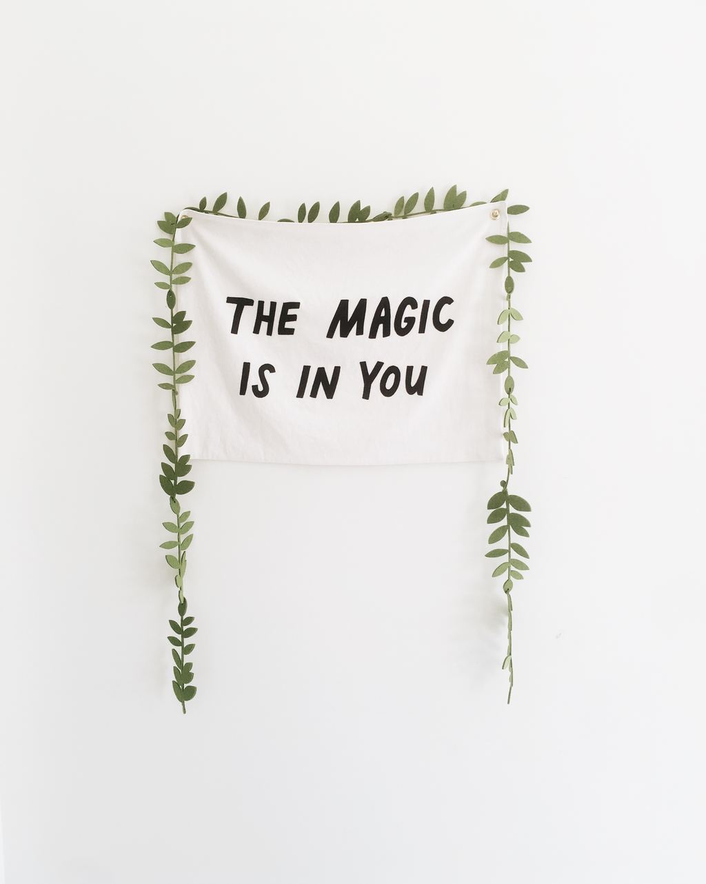The magic is in you