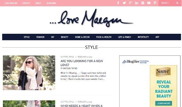 Love maegan screenshot