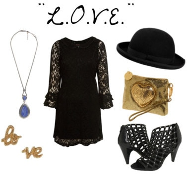 Outfit inspired by L.O.V.E. by VV Brown