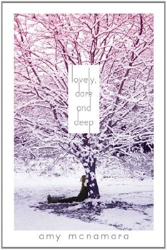 Lovely Dark and Deep by Amy McNamara - book cover