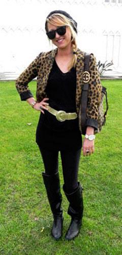 Lauren, a college fashionista from Loyola Marymount University