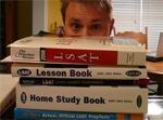 LSAT books