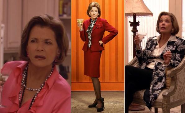 Lucille Bluth fashion