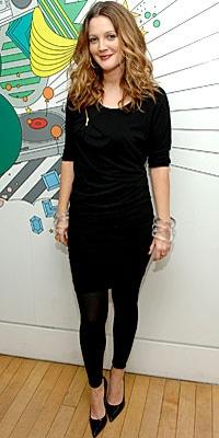 Lucite Accessories Drew Barrymore Cara Croninger