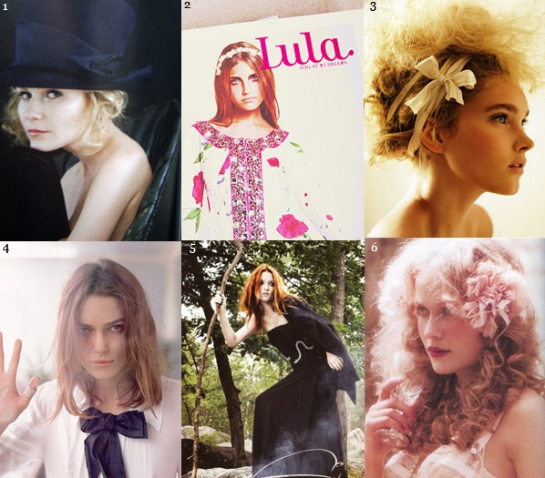 Topshop and Lula Magazine