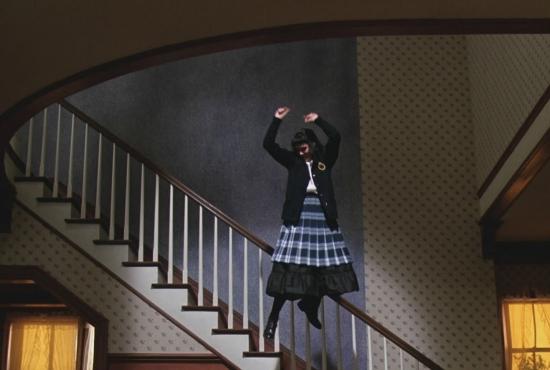 Lydia dancing