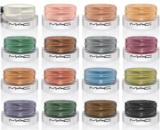 MAC Flighty Eyeshadows