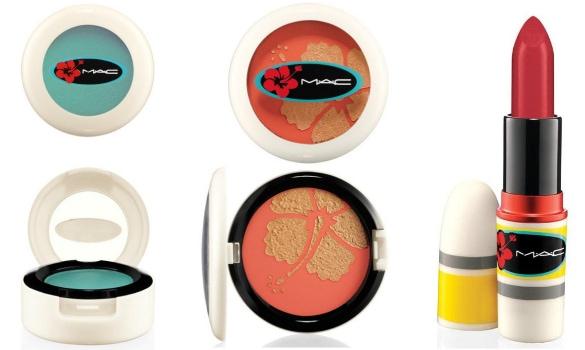 MAC Surf Baby Makeup