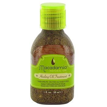 Macadamia oil healing oil treatment