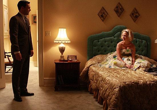 mad men bedroom