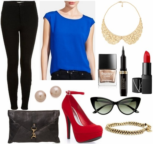 Mad men sally outfit