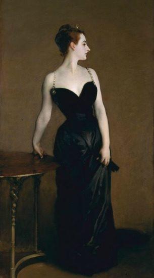 "John Singer Sargent's ""Portrait of Madame X"""