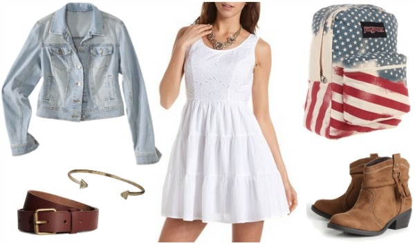 Made in the usa outfit 1