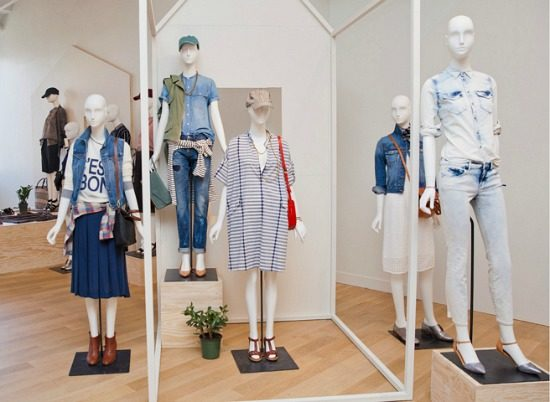Madewell clothes