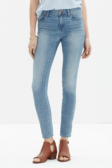 madwell high-rise jeans