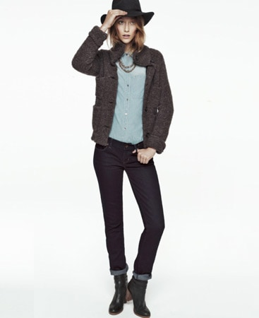 Look from Madewell's website