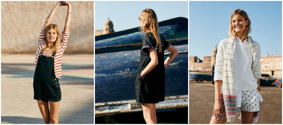 Madewell Wanderlust Much Lookbook
