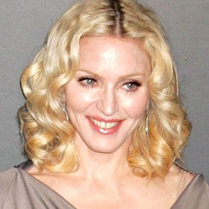 Steal Madonna's Makeup and Hair Look