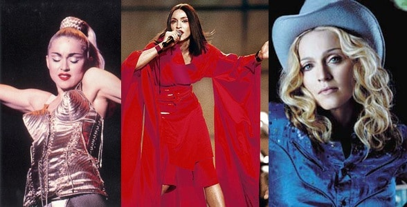 Madonna, the queen of reinvention