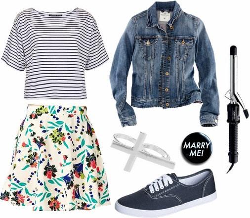 Maeby Funke outfit