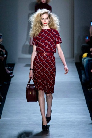 Marc by Marc Jacobs fall 2013 look 1