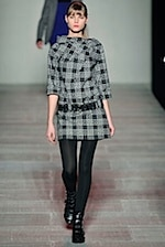 Marc by Marc Jacobs Plaid Jacket - Fall 2008