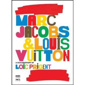 Marc Jacobs & Louis Vuitton DVD cover