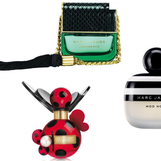 Marc Jacobs perfumes: Decadence, Mod Noir, and Dot