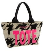 Marc Jacobs Tote Bag - Black and Pink