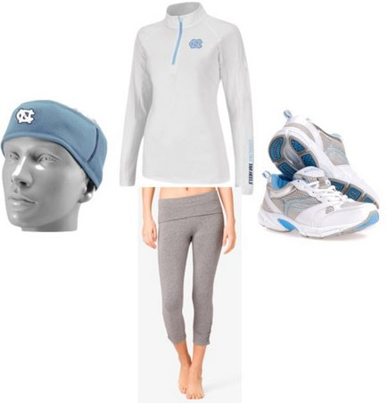 March madness outfit 2