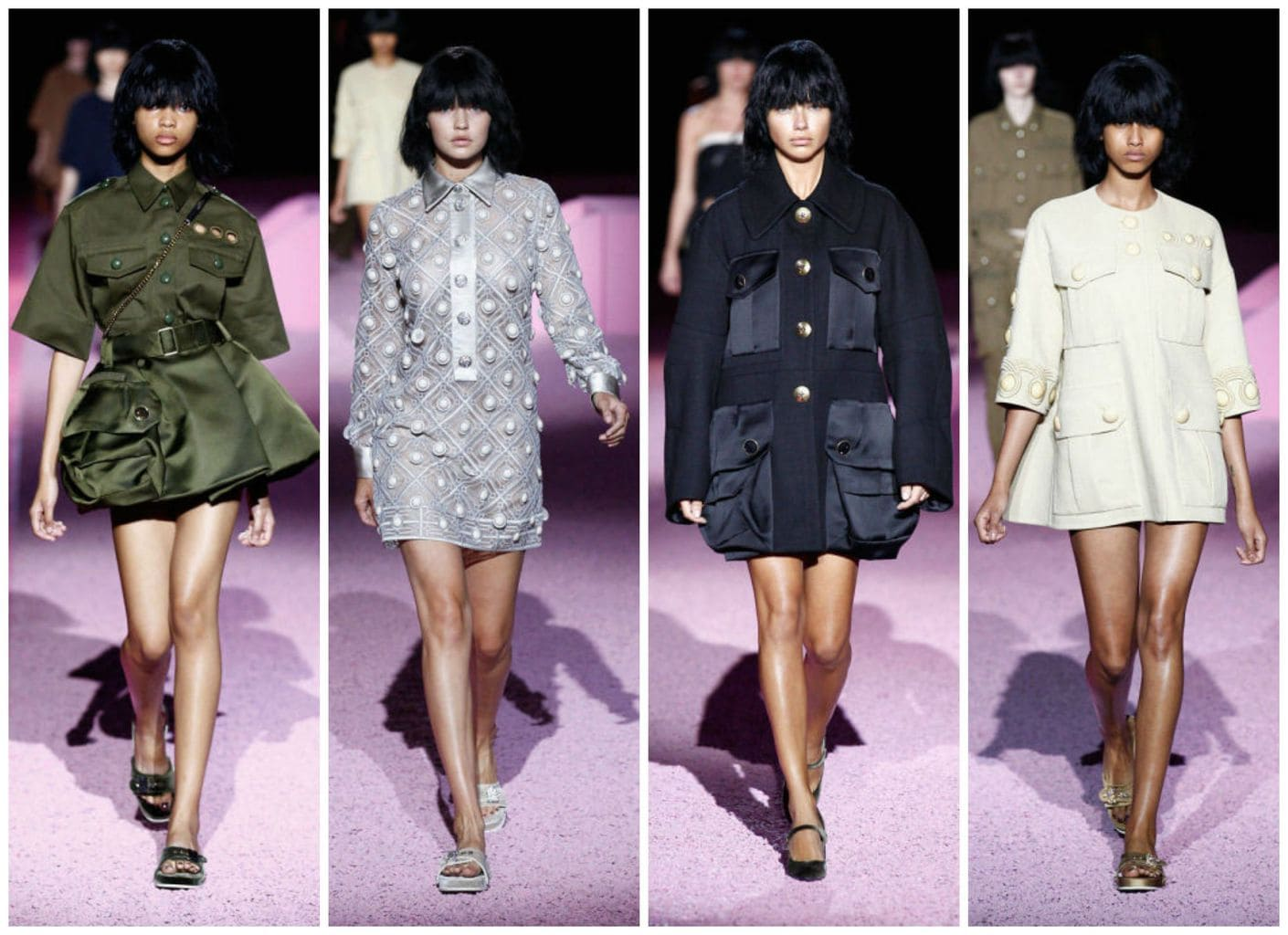 marc jacobs spring 2015 collection