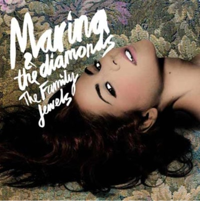 Marina & The Diamonds album cover