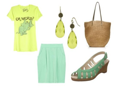 Marina Inspired Outfit 2