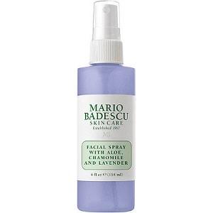 Mario Badescu Facial Spray with Aloe, Chamomile, and Lavender