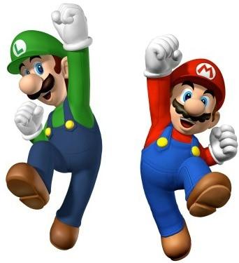 Couples Halloween costume ideas: Mario brothers