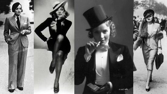 Marlene Dietrich Style 1