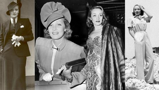 Marlene Dietrich Style 2