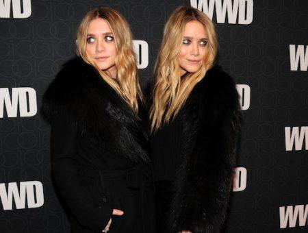 Mary-Kate and Ashley Olsen Fashion