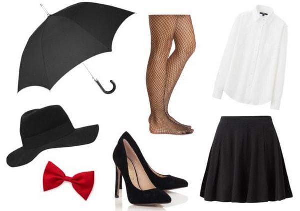 Last minute Halloween costume ideas: Mary Poppins costume