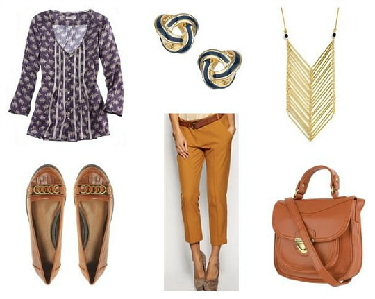 Mary Tyler Moore Inspired Outfit 1