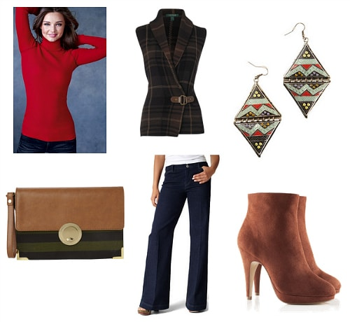 Mary Tyler Moore Inspired Outfit 2