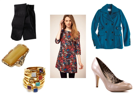 Mary Tyler Moore Inspired Outfit 3