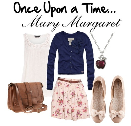 Mary Margaret Outfit
