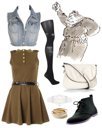Matilda Outfit 3