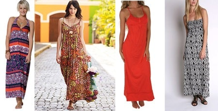 Maxi Dresses Under 100 Dollars