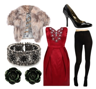 Soap Opera Style Maxie outfit 2
