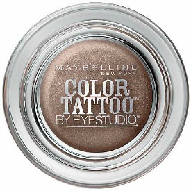 Maybelline color tattoo bad to the bronze