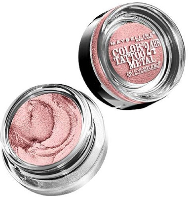 Maybelline Color Tattoo Inked in Pink