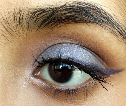 Cinderella eye makeup